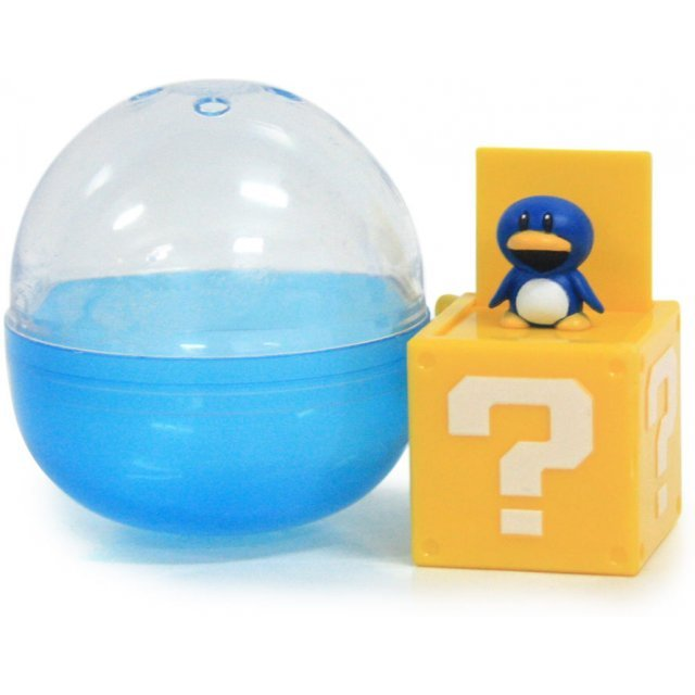 Question Mark Block Pre-Painted Action Mascot Gashapon