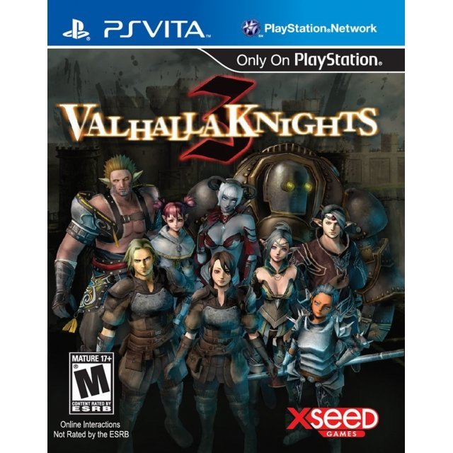 Valhalla Knights 3 (English)