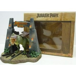 Jurassic Park [Ultimate Trilogy: Limited Figure]
