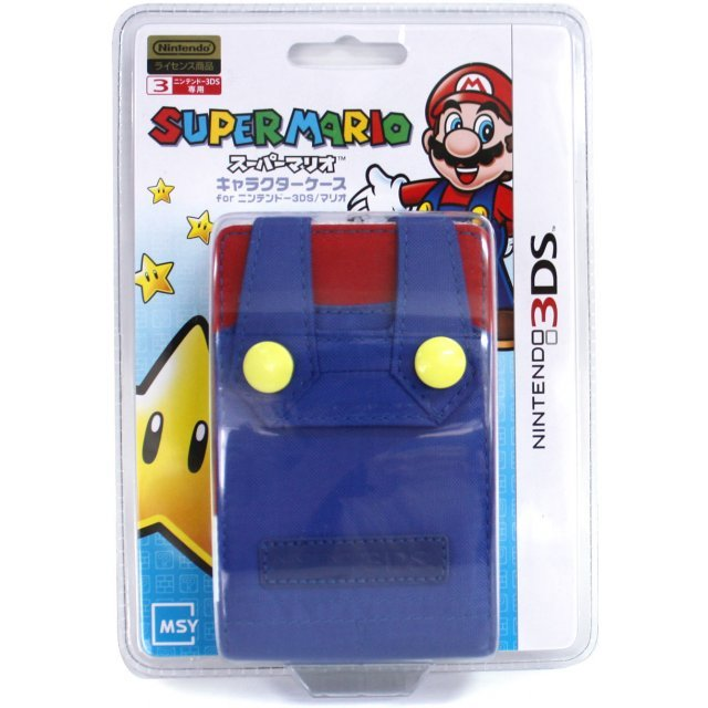 Character Case for 3DS (Mario Edition)