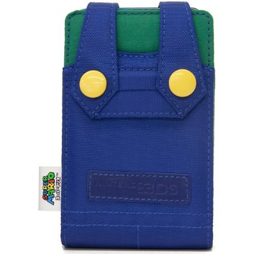 Character Case for 3DS (Luigi Edition)