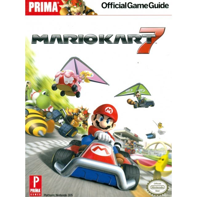 Mario Kart 3DS: Prima Official Game Guide