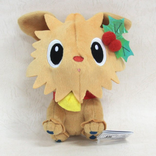 Pokemon Best Wishes - Christmas Plush Doll: Yooterii