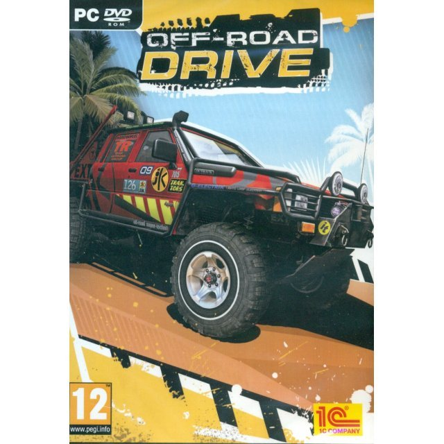 Off-Road Drive (DVD-ROM)
