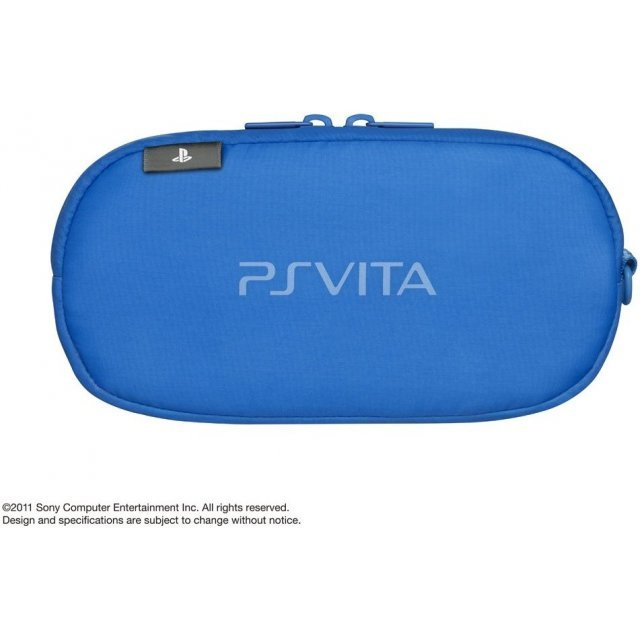 PSVita PlayStation Vita Soft Carry Case (blue)