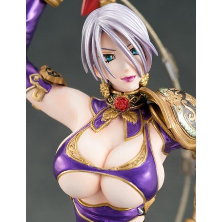 Queens Gate 1/8 Scale Pre-Painted PVC Figure: Superior Blade of Entwining  Ivy