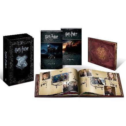 Harry Potter Finale Set Years 1-7B [Complete DVD Box Limited Edition: 16-DISC]