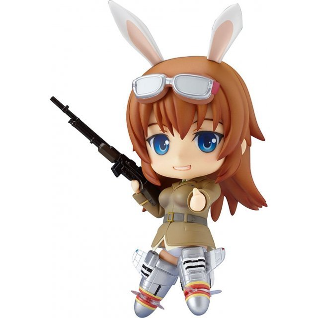Nendoroid No. 205 Strike Witches: Charlotte E. Yeager