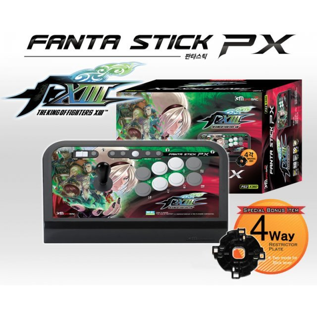 Gammac Fanta Stick PX (The King of Fighters XIII Edition)