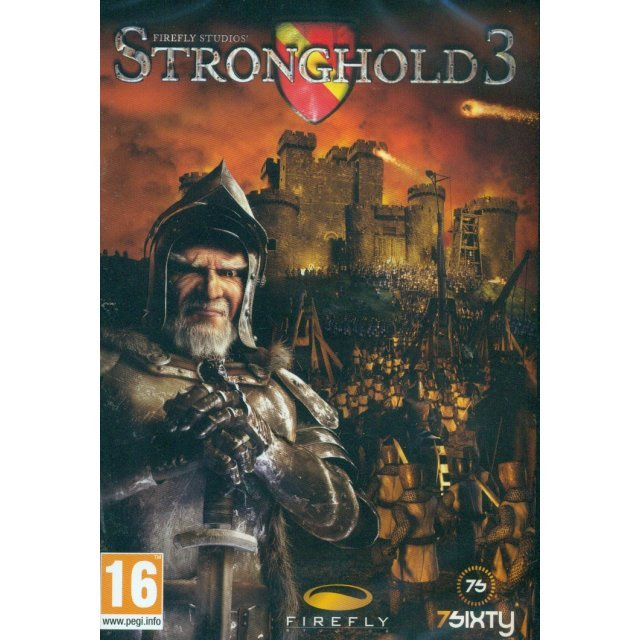 Stronghold 3 (DVD-ROM)