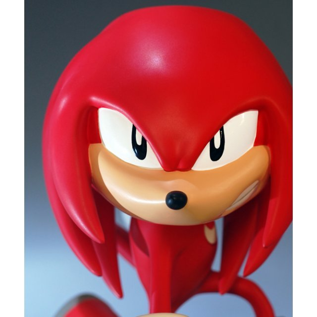 Sonic The Hedgehog - 10 inch Statue: Knuckles