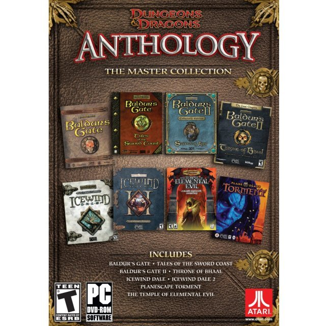 Dungeons & Dragons Classic Anthology (DVD-ROM)
