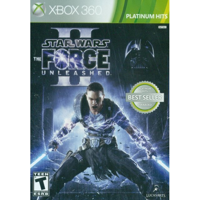 Star Wars: The Force Unleashed II (Platinum Hits)