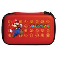 Super Mario Hard Pouch 3DS (Red)