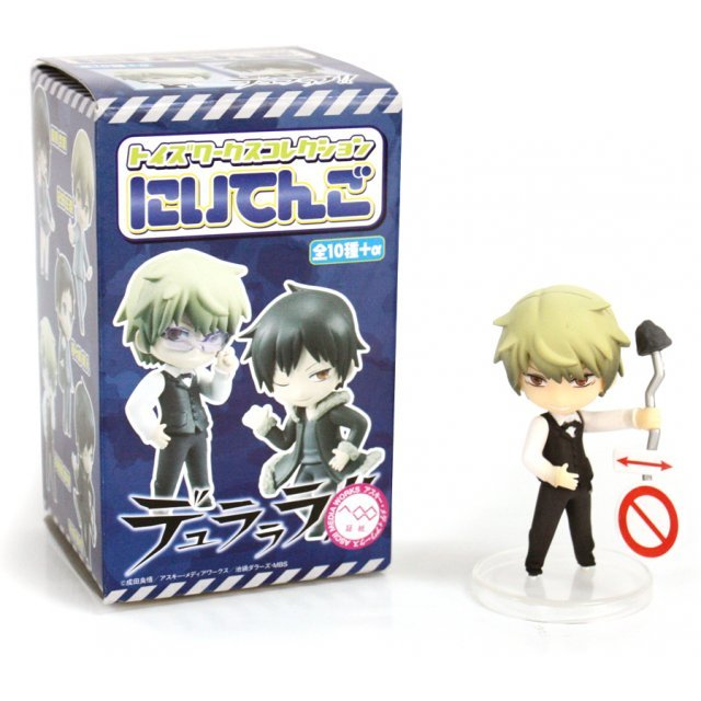 Toys Works Collection 2.5 Durarara!! Pre-Painted PVC Trading Figure