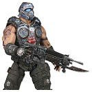 Gears of War 3 Pre-Painted Action Figure: Carmine