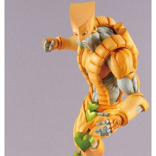 Real Action Heroes - JoJos Bizarre Adventure Pre-Painted Statue: The World