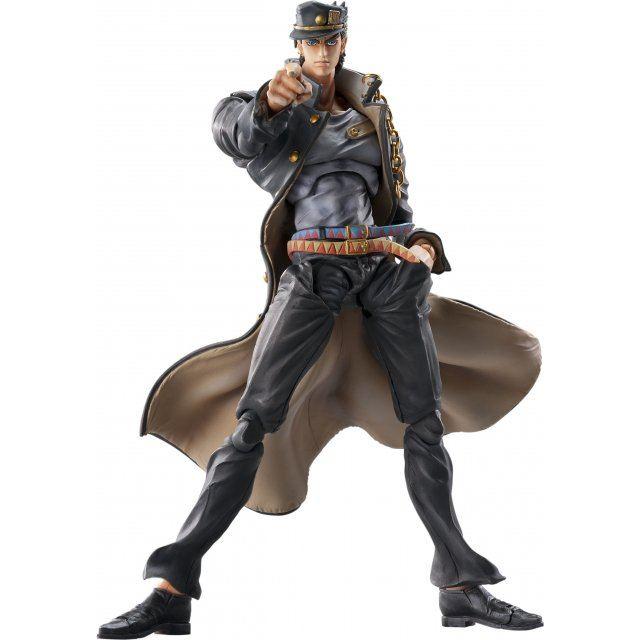 Super Action Statue JoJo's Bizarre Adventure Part III: Jotaro Kujo Ver.1.5 (Re-run)
