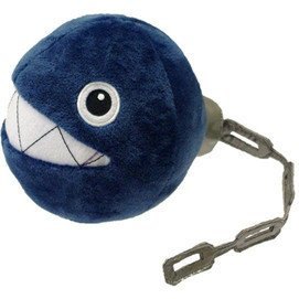 Super Mario Series Plush Doll: Chain Chomps (Small Size)