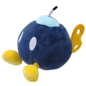 Super Mario Series Plush Doll: Bob-ombs