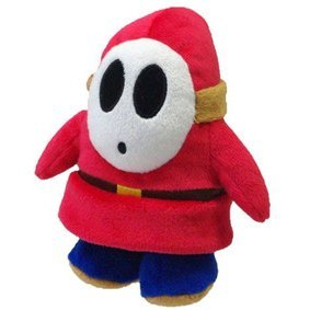 Super Mario Series Plush Doll: Hey-Ho (Small Size)