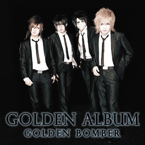 Golden Bomber [CD+DVD Limited Edition Type B]