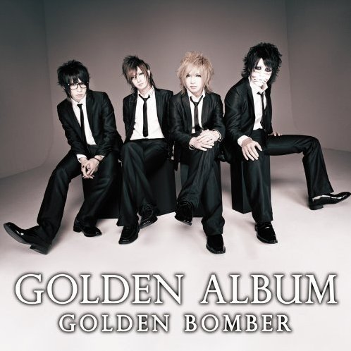 Golden Bomber Golden Album