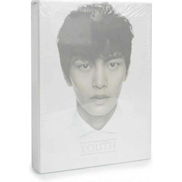 Lee Minki Official Photo Book Youth Making Of DVD [DVD+Photo book Limited Edition]