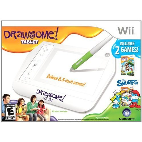 Drawsome Tablet (w/ The Smurfs and Sketch Quest Bundle)