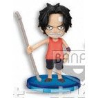 One Piece World Collectable Pre-Painted PVC Figure Vol.20: TV162 - Portgas D. Ace