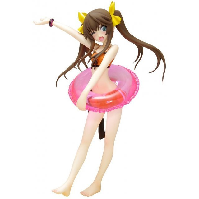 Beach Queens - IS (Infinite Stratos) 1/10 Scale Pre-Painted PVC Figure: Fan Rinin