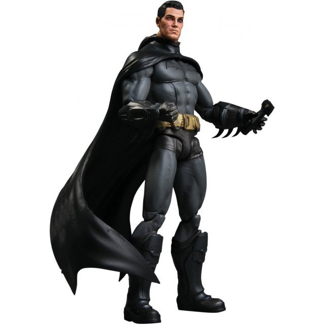 DC Direct - Batman Arkham City Series 1 Pre-Painted Action Figure: Batman (Infected Ver.)