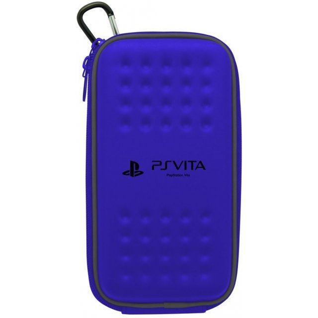 Tough Pouch for PlayStation Vita (Blue)