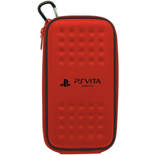 Tough Pouch for PlayStation Vita (Red)