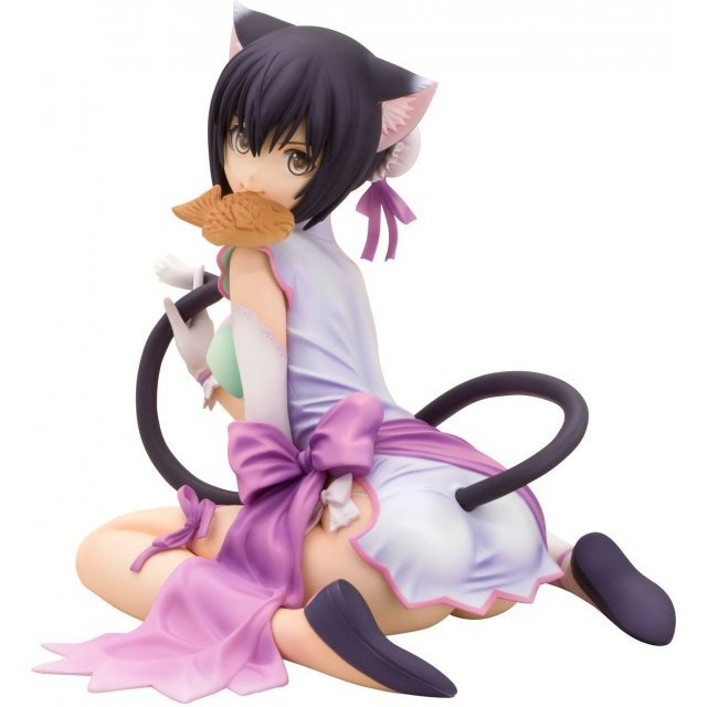 Shining Hearts 1/6 Scale Pre-Painted PVC Figure: Mischievous Thief Xiao Mei