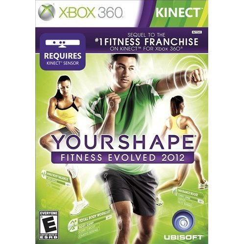 Your Shape Fitness Evolved 2012 (Chinese language Version)