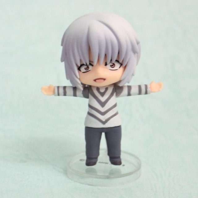 Nendoroid Petite To Aru Majutsu no Index II Non Scale Pre-Painted PVC Figure Vol. 2: Accelerator