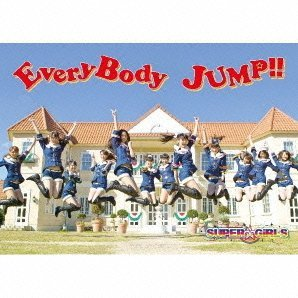 Everybody Jump [CD+DVD Limited Edition Jacket A]