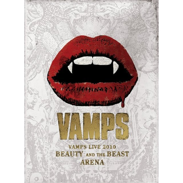 Vamps Live 2010 Beauty And The Beast Arena [Limited Edition]