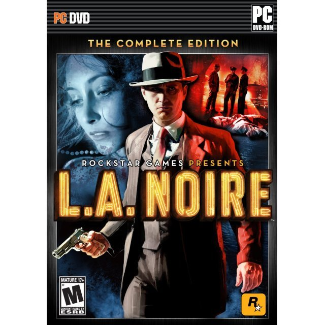 L.A. Noire: The Complete Edition (DVD-ROM)