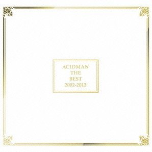 Acidman The Best Premium Package [2CD]