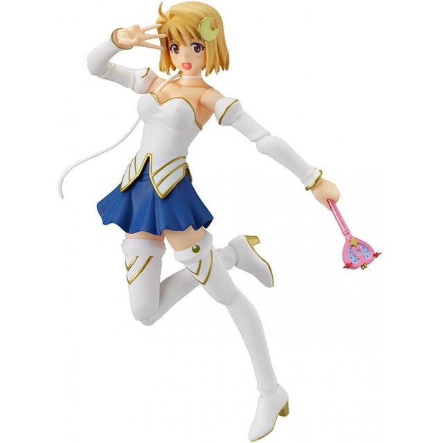 Carnival Phantasm Non Scale Pre-Painted PVC Figure: figma Phantasmoon