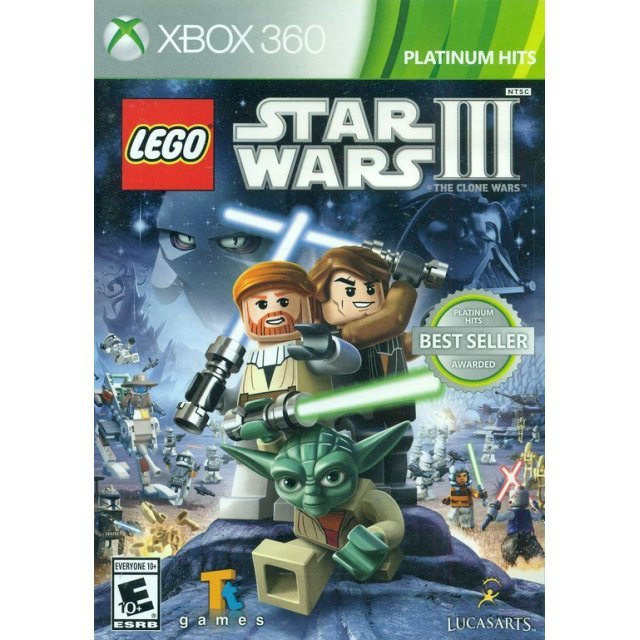 LEGO Star Wars III: The Clone Wars (Platinum Hits)