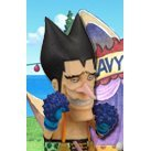 One Piece World Collectable Pre-Painted PVC Figure Vol.21: TV173 - Foxy