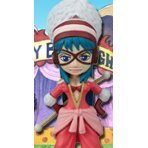 One Piece World Collectable Pre-Painted PVC Figure Vol.21: TV174 - Porche