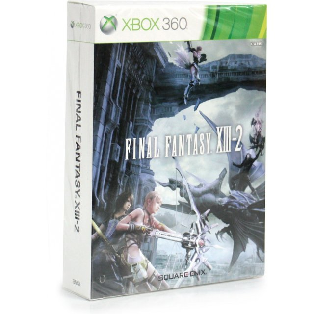 Final Fantasy XIII-2 (Chinese and English subtitles Limited