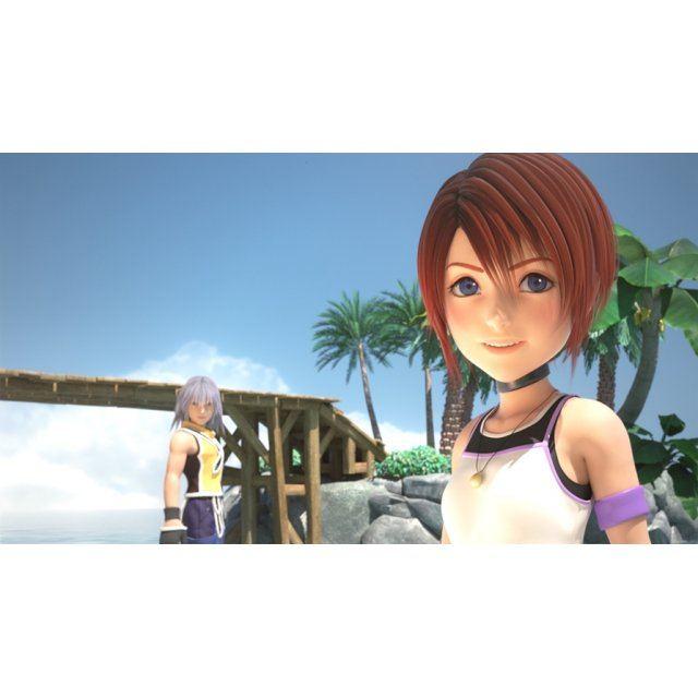 歌曲北江美的曲谱降e调-王国之心3D 梦中陨落 美版英文名称:Kingdome Hearts 3D: Dream