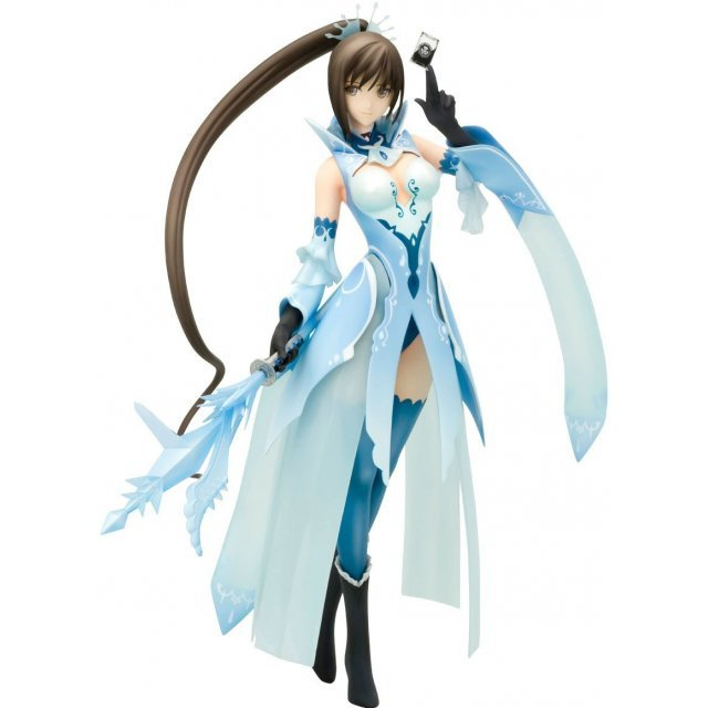 Shining Blade 1/8 Scale Pre-Painted PVC Figure: Sakuya Mode Cerulean