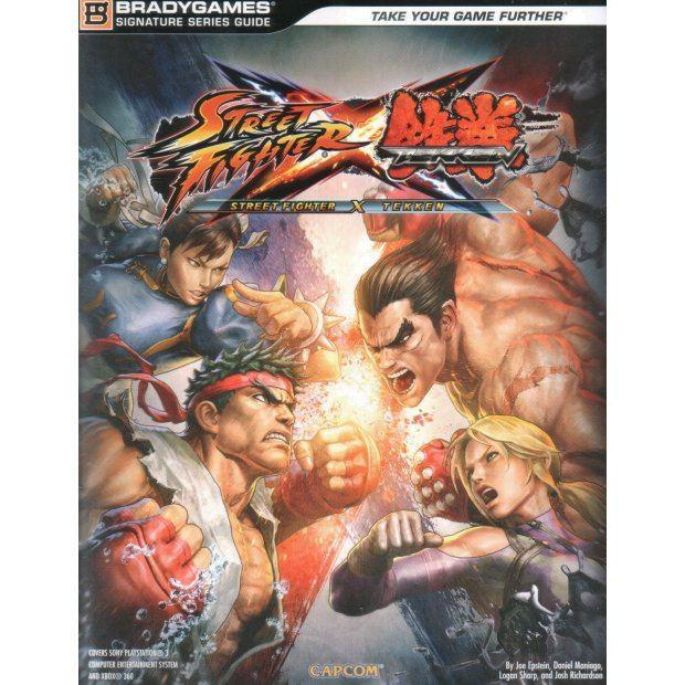 Street Fighter X Tekken Signature Series Guide