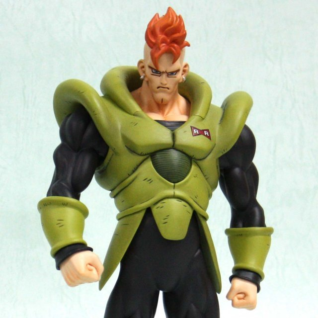 Dragon Ball SCultures Big Pre-painted PVC Figure: Android No. 16